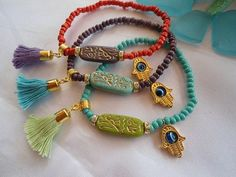 Lucky charm bracelets - We've got something KOOL just 4 Boho-Chics! These literally go viral! Check them out! :-)