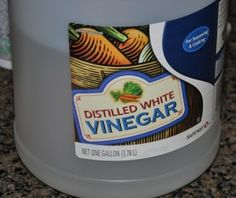 Must have #15...DIstilled White Vinegar... I use this daily!  Spray it in the diaper pail, add it to your extra stinky cloth load as a rinse aid/ fabric softer.  I love, love love VINEGAR!  #clothdiapers #nopins.
