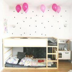 Wnętrza Zewnętrza - blog wnętrzarski: Kolejne dziecięce marzenie spełnione! Łóżko KURA Bunk Beds, Loft, Poland, Interiors, Furniture, Home Decor, Living Room, Lofts, Double Bunk Beds