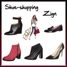 #Shoe #shopping http://www.pinktopping.blogspot.it/2013/10/fall-2013-collections-zign.html @zignshoes