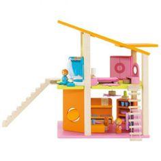 Sevi Dollhouse Small 30-piece