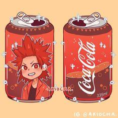 Boku No Hero Academia Funny, My Hero Academia Episodes, My Hero Academia Manga, Kawaii Stickers, Anime Stickers, Cute Stickers, Cute Food Drawings, Cute Kawaii Drawings, Cute Cartoon Wallpapers