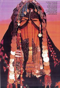 Bedouin woman - Sinai