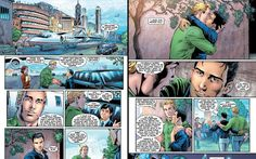 Alan Scott, the alter ego of DC Comic's Green Lantern character, is revealed to be gay. The reveal is the latest example of how comics publishers big and small are making their characters just as diverse as the people who read their books. The issue will be available on June 6, 2012.Picture: DC Entertainment/AP
