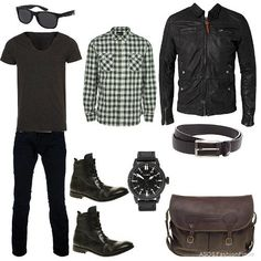Blackdressed schoolboy | Men's Outfit | ASOS Fashion Finder