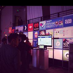 Window phone launch party, thanks @kloutperks! -- via @shinranshoni