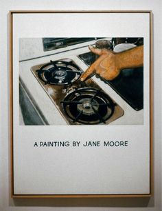 1969 Commissoned Paintings - A Painting By Jane Moore