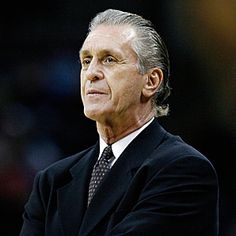 """""""There are only two options regarding commitment. You're either in or you're out. There is no such thing as life in-between."""" —Pat Riley"""