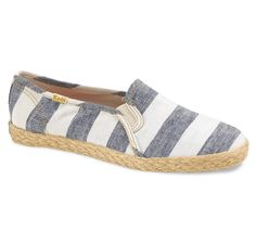 cute stripped shoe