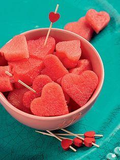 De sobremesa, que tal uma fruta? O corte denuncia o seu amor por ela