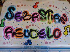 ALGUNOS TRABAJOS REALIZADOS  POR LOS ALUMNOS   DECORACIONES PRIMER PERIODO      ... Notebook, Neon Signs, Letters, Journal, Creative, Blog, Alphabet, Happy, Sketchbook Cover