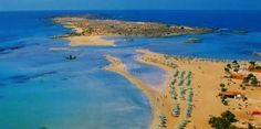 Elafonisi - a MUST go, with pink beaches and gorgeous water #fay