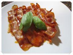 Pechuga de pollo al estilo italiano muy fácil