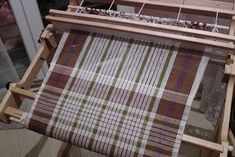 Weaving, knitting, crocheting...: KitchenTowels. First year with Schacht Flip rigid heddle loom 6/9