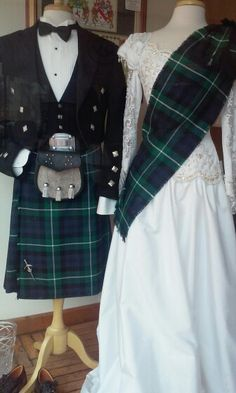 Scotish Wedding, Bridal Sash, dress bodice needs updating for a younger modern…                                                                                                                                                     More