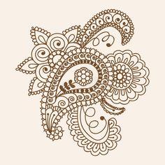 Resultado de imagen para diseño henna
