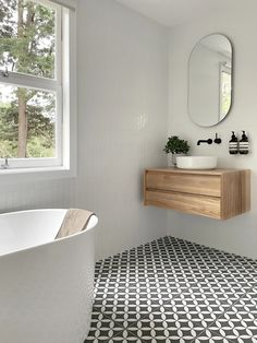 Gallery - TileCloud Bathroom Renos, Bathroom Renovations, Fish Scale Tile, Online Tile Store, Outdoor Tiles, Herringbone Tile, Beach Bathrooms, Modern Baths, Family Bathroom