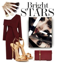 """star girl"" by omniaasaad ❤ liked on Polyvore featuring Giuseppe Zanotti and Marc Jacobs"