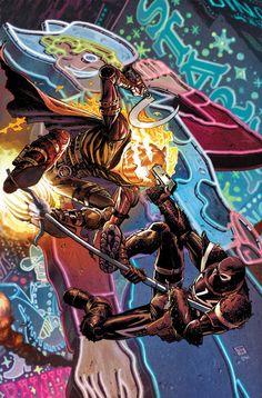 #Agent #Venom #Fan #Art. (Venom Vol.2 #12 Cover) By: Tony Moore & Dean White. (THE * 5 * STÅR * ÅWARD * OF: * AW YEAH, IT'S MAJOR ÅWESOMENESS!!!™) ÅÅÅ+