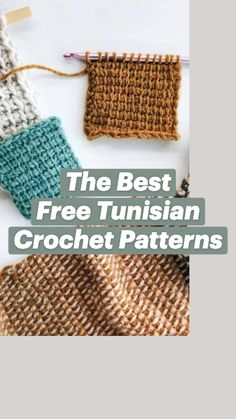 Tunisian Crochet Blanket, Tunisian Crochet Patterns, Knitting Patterns, Knitting Ideas, Crochet Cross, Love Crochet, Crochet Yarn, Knitting Yarn, Afghan Stitch