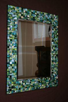 I've always wanted to do mosaic art !
