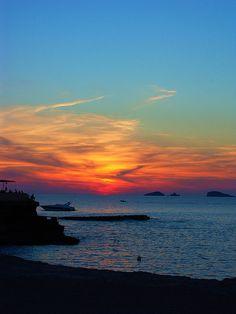 Sunset Ibiza - Spain