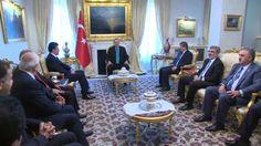 Erdoğan, Barzani ile görüştü - http://www.turkyurdu.com/erdogan-barzani-ile-gorustu/