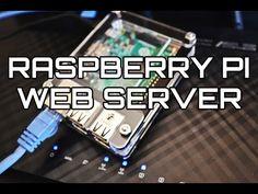 DIY Raspberry Pi Web Server Tutorial - host your own website or blog