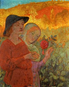 PAUL SERUSIER ..   11/9/1864 --10/7/1927 ...... French