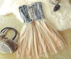 I wish I had a place to wear something like this