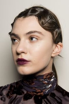 Retro Makeup Makeup Trends - Erdem - All the inspo you need for next season Retro Makeup, Vintage Makeup, 1920s Makeup, Glamorous Makeup, Makeup Trends, Beauty Trends, Pelo Editorial, Beauty Makeup, Hair Beauty