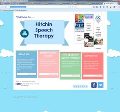 Hitchin Speech Therapy 59 Benslow Lane, Hitchin SG4 9QZ Tel: 01462 649173. http://www.hitchinspeechtherapy.com   a qualified Highly Specialist Speech & Language Therapist offering advice, assessment and therapy to children & young adults in Hitchin and the surrounding areas.