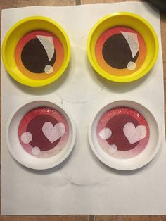 Custom Made Fursuit 3D printed Eyes READY TO INSTALL