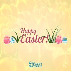 """Happy Easter"" Celebratory Graphic for Corey Stewart for Chairman"