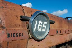 Massey-Ferguson 165