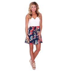 GIRLS ON THE TOWN IN NAVY  IMPRESSIONS  $52.00
