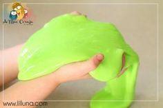 Como fazer geleca caseira (amoeba) …
