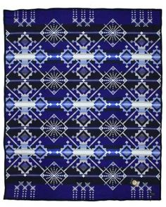 Pendleton Star Wheels Blanket - Unnapped