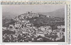 Old Paper - vairano patenora caserta panorama