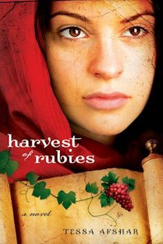 Harvest of Rubies by Tessa Afshar   The IE Mommy