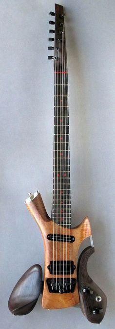 Spalt Guitars Twist --- www.pinterest.com...