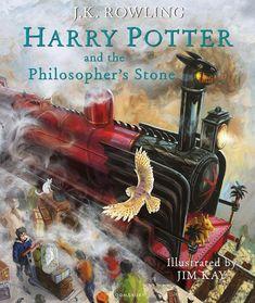 Harry Potter ilustrações