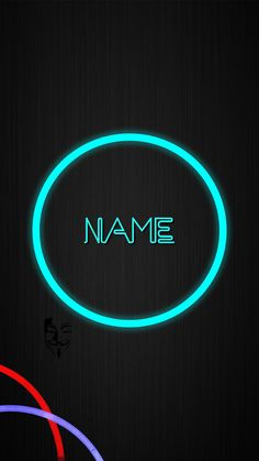 Neon Sign Wallpaper For Android With Name