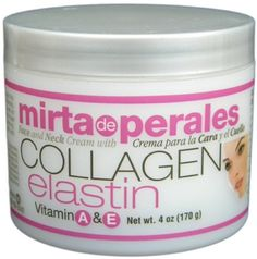 Mirta de Perales Collagen Elastin Cream, 4 oz (Pack of 3) *** You can find more details by visiting the image link.