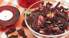Chá de hibisco com cavalinha - o máximo em benefícios e propriedades para o seu organismo!