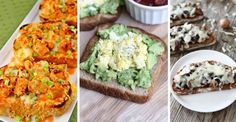 Lightning-fast snack: 12 best spreads, which are easy to satisfy your hunger! Mashed Avocado, Avocado Toast, Delicious Sandwiches, Piece Of Bread, Boiled Eggs, Hummus, Food To Make, Food And Drink, Stuffed Peppers