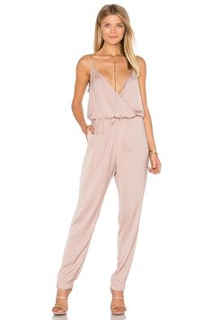 Capulet James Jumpsuit in Blush - Revolve