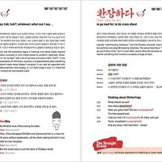 환장하다 [huan-jang-ha-da] to go mad for; to be crazy about  See more at http://www.badasskorean.com #쥐꼬리만큼 #learnkorean #ratstail #koreanslang #seoultips #badasskorean #TIK