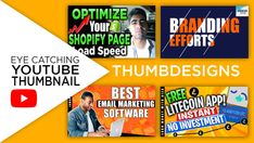 I will design eye catching youtube thumbnail Video thumbnail is the first thing a user see. The best performing videos on YouTube have custom eye catching thumbnails. For an excellent recognition and if you want to make your video popular a professional eye catching you-tube thumbnail is essential. Processional video Thumbnail Unlimited revisions Colors and style of your choice Money back guaranteed You Videos, Videos Funny, Make Youtube Thumbnail, Youtube Youtube, Thumbnail Design, Thumbnail Image, Thumbnail Background, Design Youtube, Creative Banners