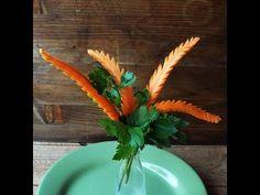 Cum se fac frunzele din morcov - YouTube Paste, Food, Funny, Youtube, Diy, Canning, Romanian Recipes, Essen, Funny Parenting